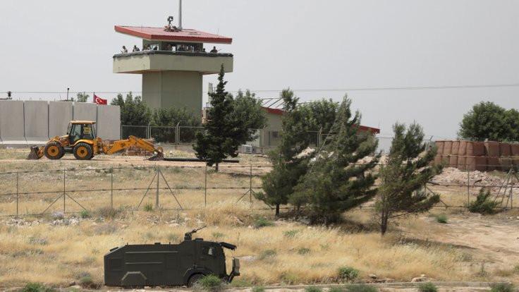 MSB: Esed rejiminin yönlendirdiği gruplar, gözlem noktamıza saldırdı