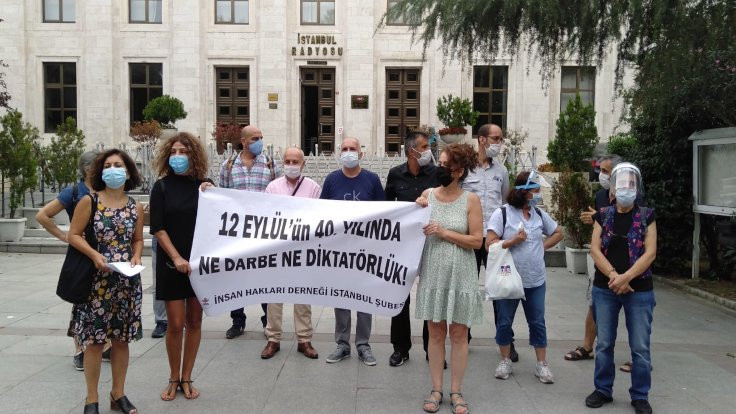 Darbelere duyuruldukları yerde protesto
