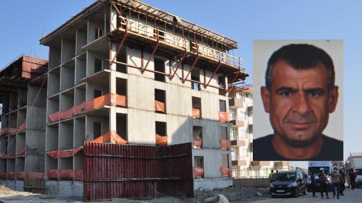 Antalya'da iş cinayeti: 1 işçi öldü