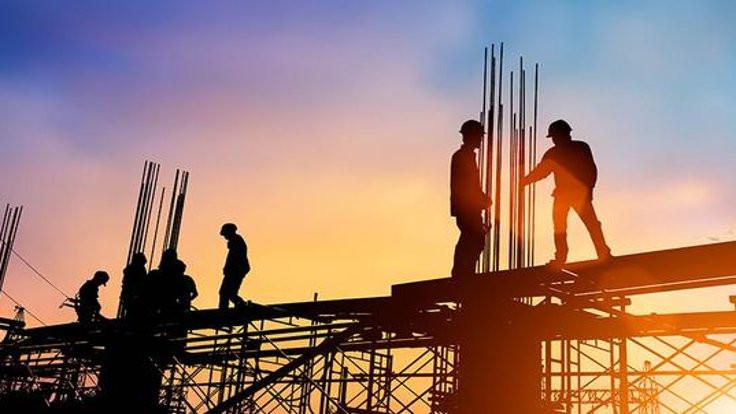 Okul inşaatında çökme