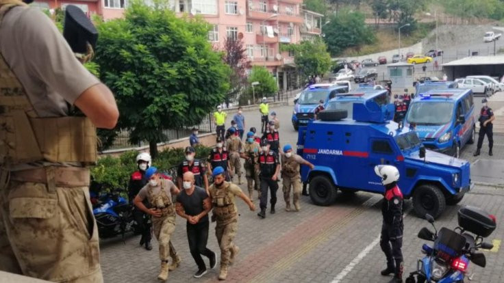 Zonguldak cinayetleri: Zanlılara gözaltı
