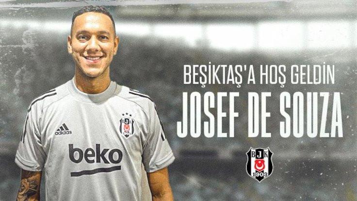 Beşiktaş, Josef de Souza'yı transfer etti