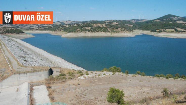 Kazdağları'nda 17 bin üretici su bekliyor