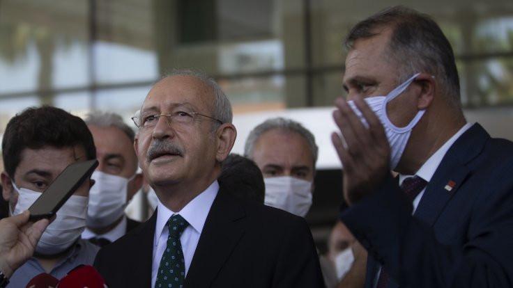 Kılıçdaroğlu: Böcek'in durumu iyiye gidiyor