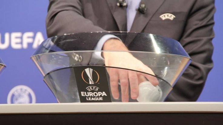 UEFA'daki muhtemel rakipler belli oldu