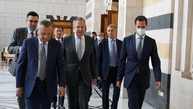 Lavrov: Şam'ın İdlib'deki kontrolü arttı