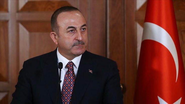 Çavuşoğlu'ndan Doğu Akdeniz açıklaması: Türkiye olarak her zaman diyalogdan yanayız