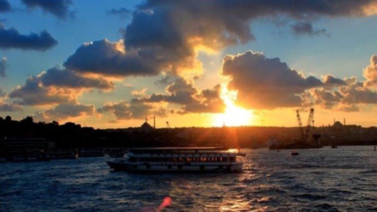 Marmara parçalı bulutlu