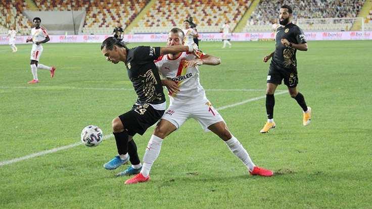 Yeni Malatyaspor: 1 - Göztepe: 1
