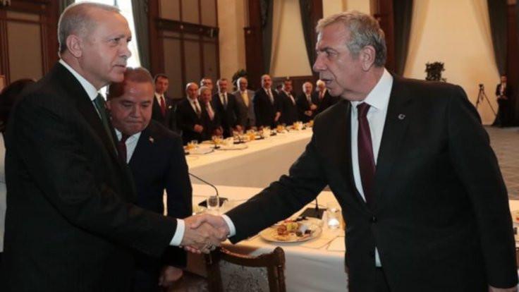 Erdoğan - Mansur Yavaş görüşmesi