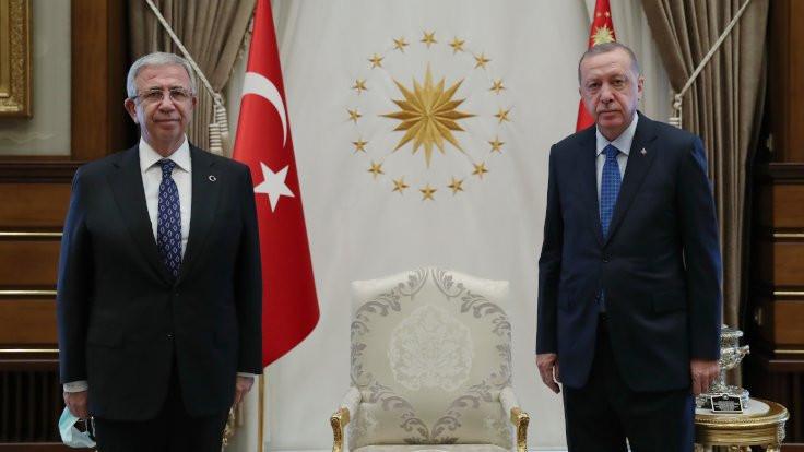 Yavaş-Erdoğan görüşmesi: Bilgi verildi