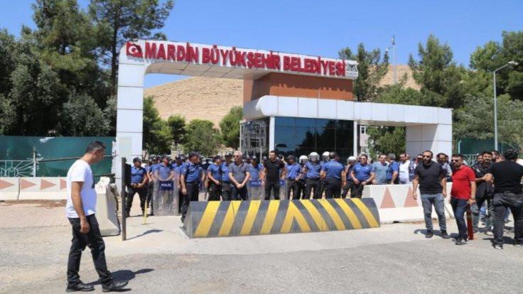 Mardin'de DEDAŞ Müdürü'ne tahliye