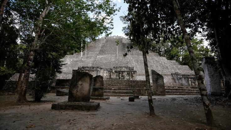 Mayaların çöküşünde şiddetli kasırgaların rolü olabilir