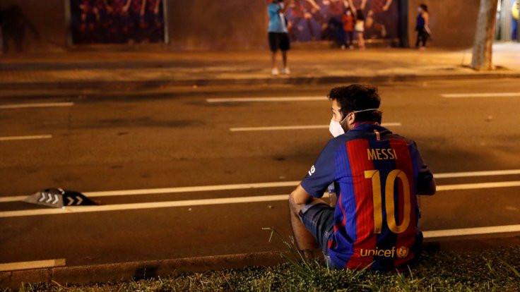 Barcelona ve Messi anlaşamadı