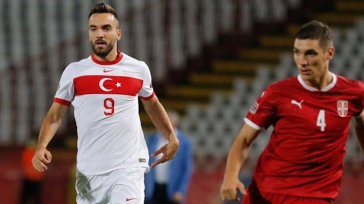 Türkiye Sırbistan'dan puanla dönüyor