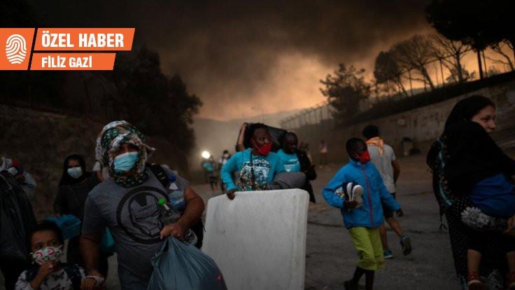 Moria yandı: İnsanlara ne olacak?