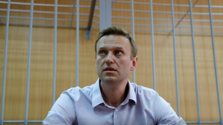 Navalni'nin banka hesapları donduruldu