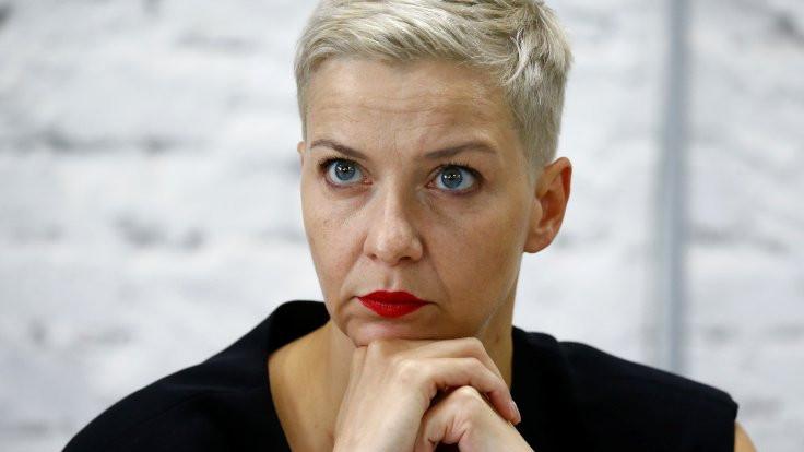 Kolesnikova, Ukrayna sınırında gözaltına alındı
