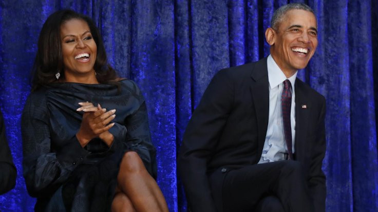 'Barack'ı camdan atmak istediğim anlar oldu'