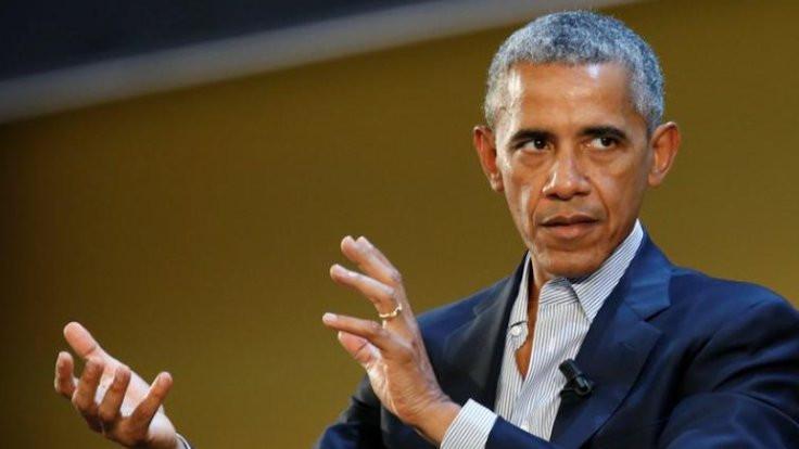 Obama'nın kitabı 17 Kasım'da çıkacak