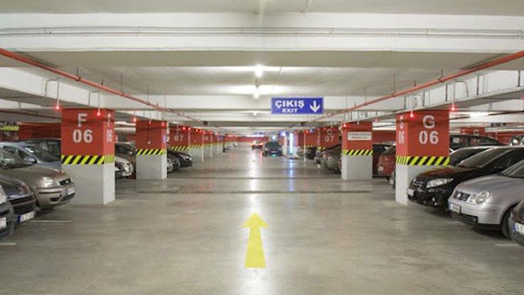 AVM otoparkları tüplü araçlara açılıyor