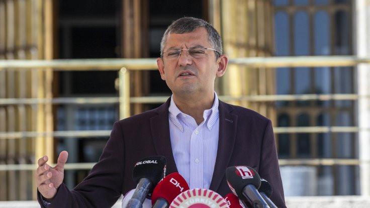 'Gül'ün CHP'nin adayı olması mümkün değil'