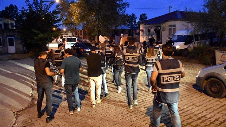 Samsun'da 3 kişiye gözaltı