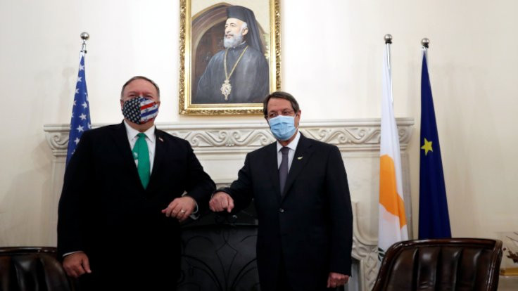 Pompeo: Doğu Akdeniz'de endişeliyiz