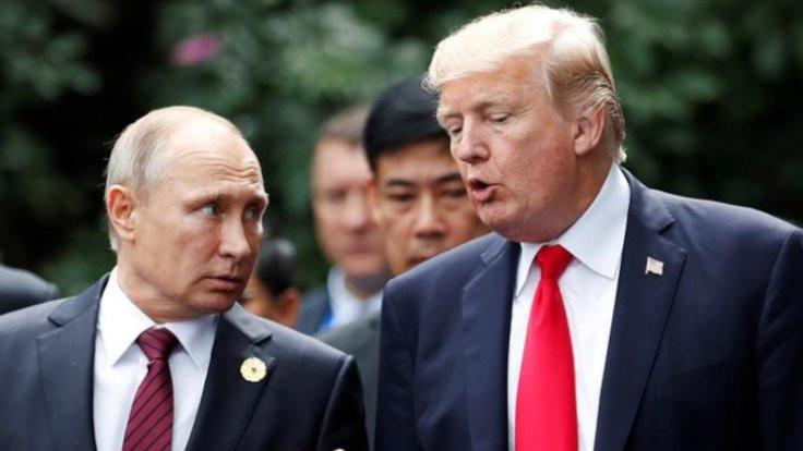Putin'den ABD'ye: İç işlerine karışmayalım