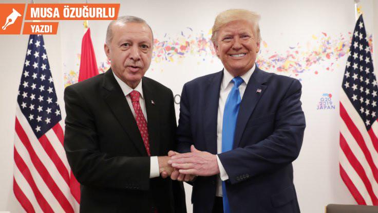 Suriye'de Trump-Erdoğan ortaklığı