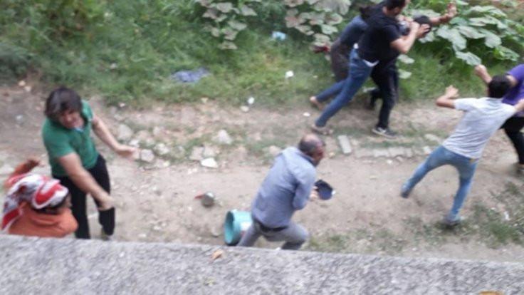 Sakarya'da saldırıya uğrayan tarım işçisi: Bize nefretle bakıyordu
