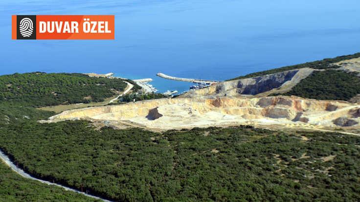 'Saros Körfezi'ne doğalgaz limanı yapılmasın'