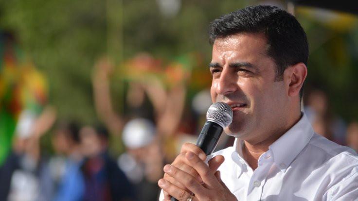 Demirtaş'tan 'parti kuracak' iddiasına yalanlama