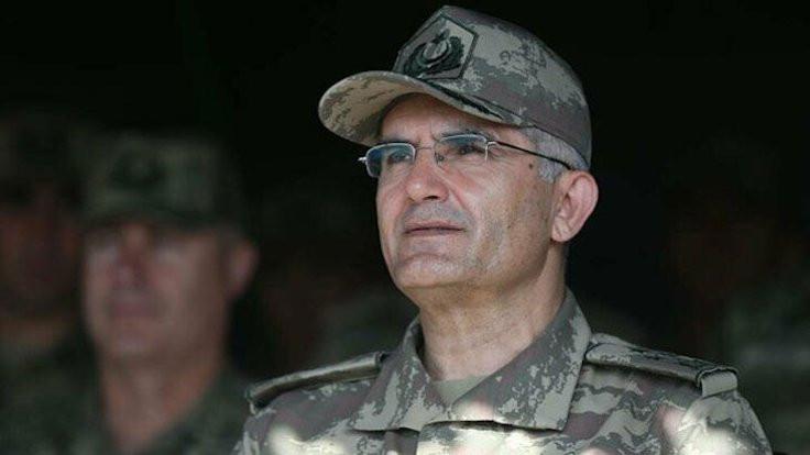 İdlib'de görevli general vefat etti