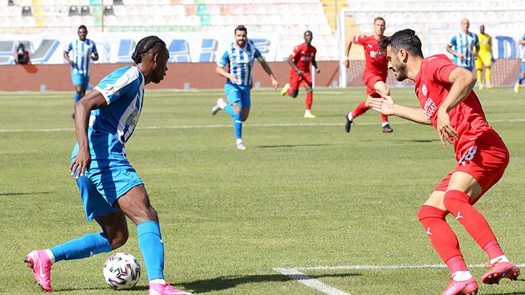 Sivasspor Erzurum'dan 3 puanla dönüyor