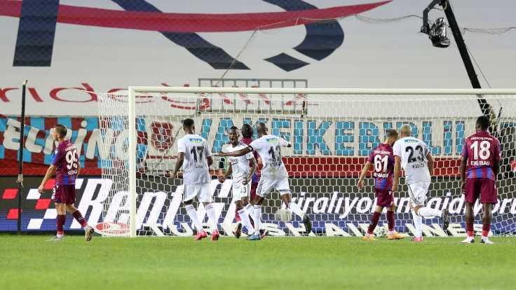 Sezonun ilk derbisinin galibi Beşiktaş: 3-1