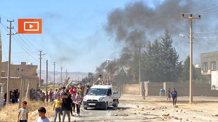 Jandarma DEDAŞ'ı protesto edenlere saldırdı