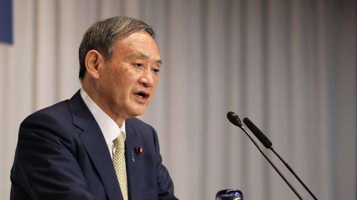 Japonya'da yeni başbakan Yoşihide oldu