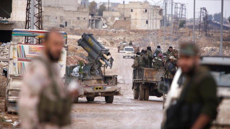 BM'den Suriye'de savaş suçları raporu: Türkiye, muhalif grupları kontrol altına almalı