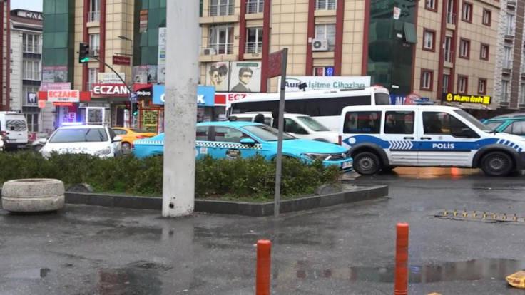 Esenyurt'ta taksici kavgası: 2 ölü