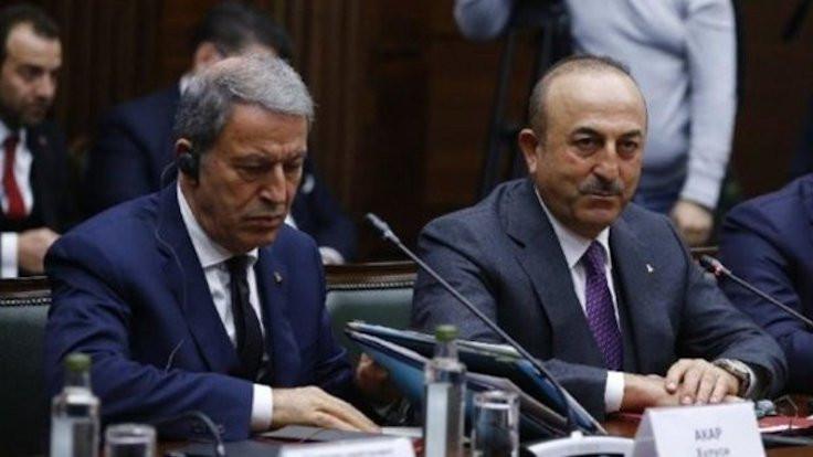 İki bakandan Ermenistan'a uyarı: Ateşle oynama