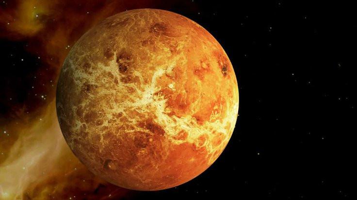 İddia: Venüs'te ilkel yaşam olabilir
