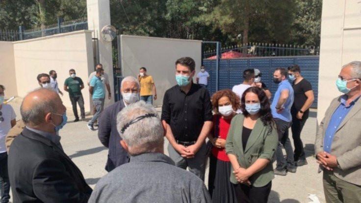 HDP heyeti Van'da: Bu işkenceyi yeni JİTEM'iniz mi yaptı?