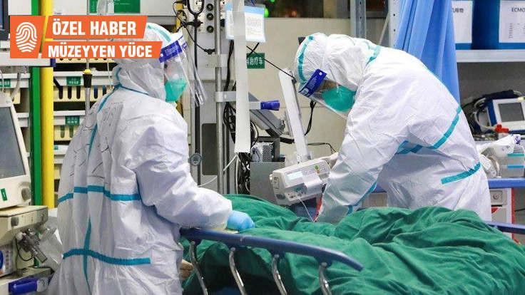 'Serviste bekletilen yoğun bakım hastaları var'