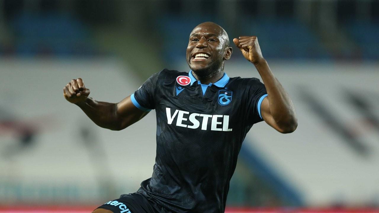 Trabzonspor ilk 3 puanı 3 golle aldı