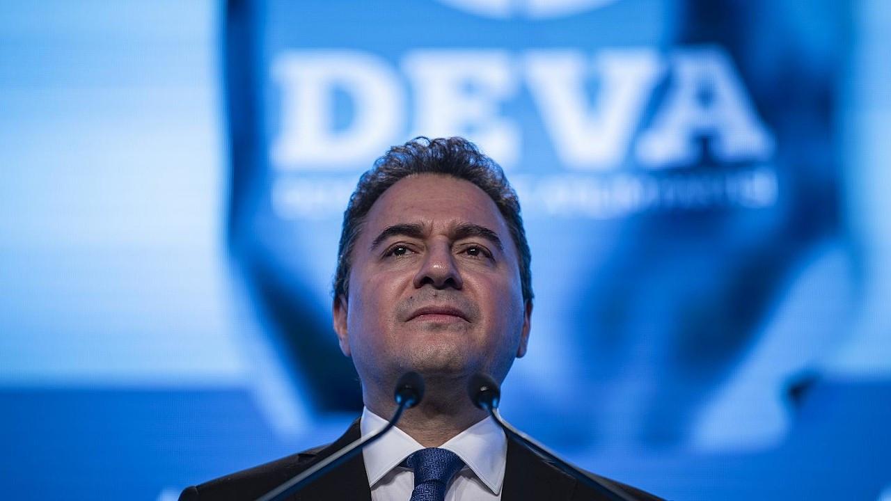 Ali Babacan: Halk TV'nin kapatılmasını kınıyorum