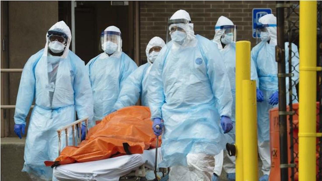 Covid-19'dan ölenlerin sayısı dünya genelinde 1 milyonu geçti