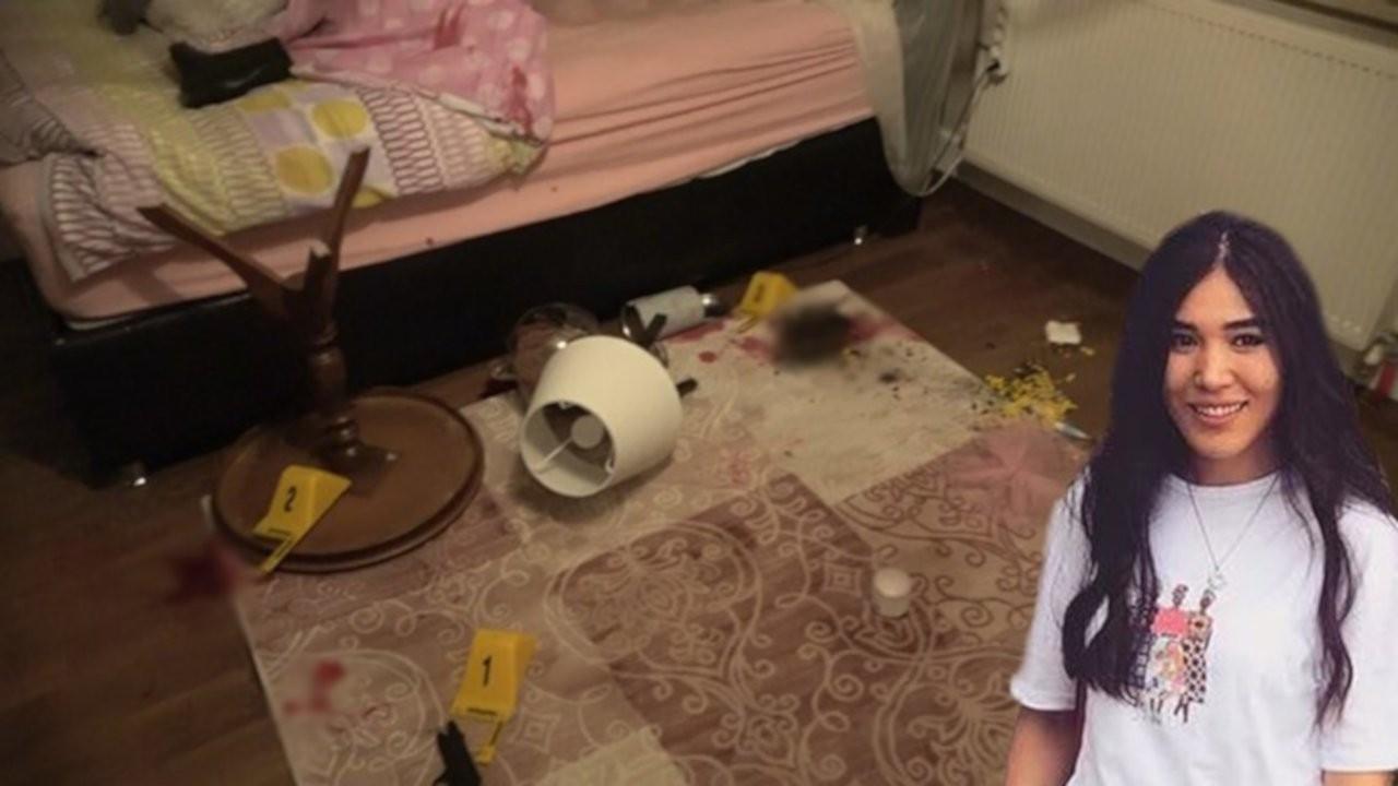 Nadira Kadirova'nın odasında boğuşma olduğu izlenimi veren görüntüler ortaya çıktı