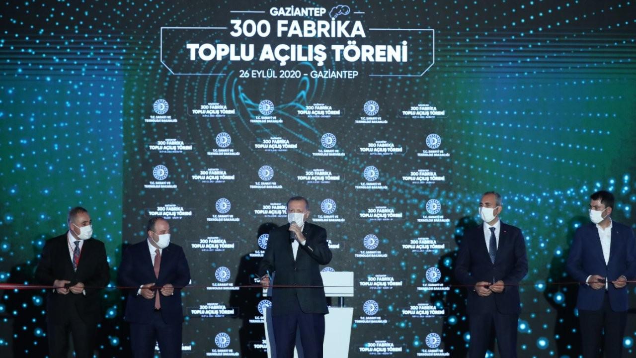 Varank 'üretim tesisi' dedi: Yeniden yatırımların da açılışı yapıldı
