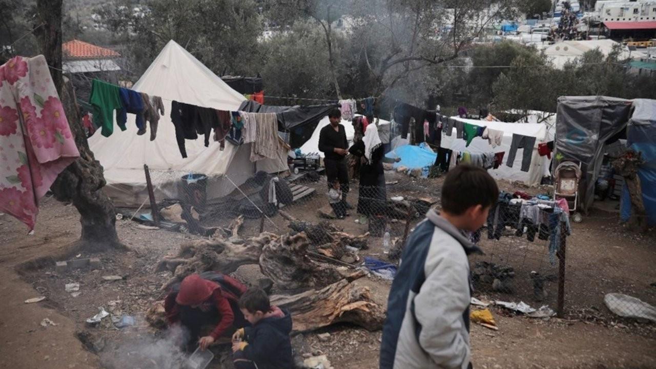 Yunanistan'da ilk kez bir sığınmacı Covid-19'dan öldü